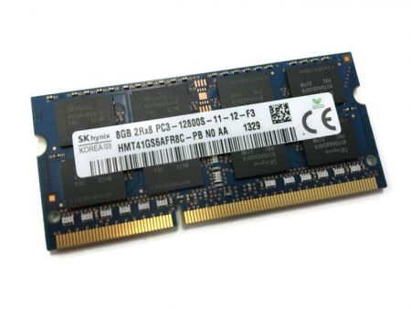 Ram Laptop Hynix 8G Bus 1600MHz PC12800 For macbook