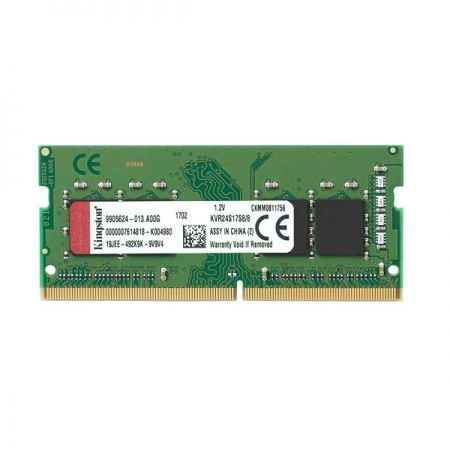 RAM Kingston DDR4 8GB bus 2400MHz for laptop macbook