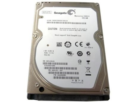 Ổ cứng Laptop HDD Seaget 250Gb/5400
