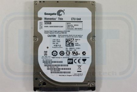 Ổ cứng laptop HDD Seaget…320Gb/5400
