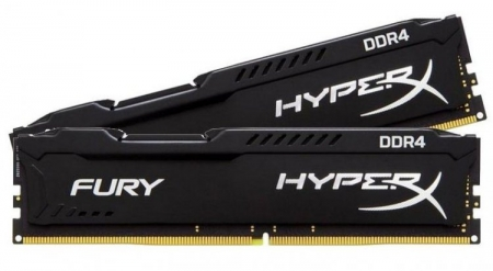 Ram kingston HyperX Fury DDR4 8GB Bus 2400MHz For PC Desktop giá tốt nhất