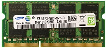 Ram Laptop Samsung 8Gb Bus 1600Mhz PC3L 12800 for macbook