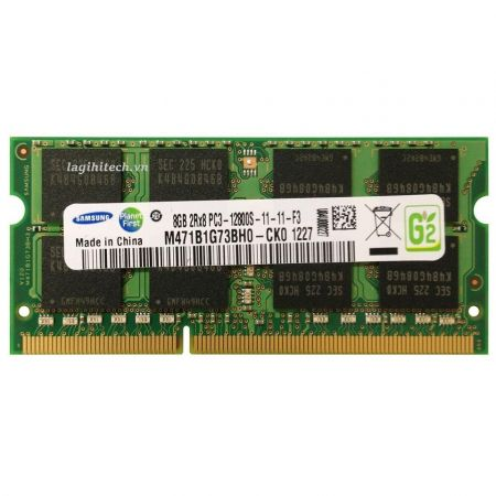 Ram Laptop Samsung 8GB DDR3 1600MHz PC3-12800 For Laptop Macbook