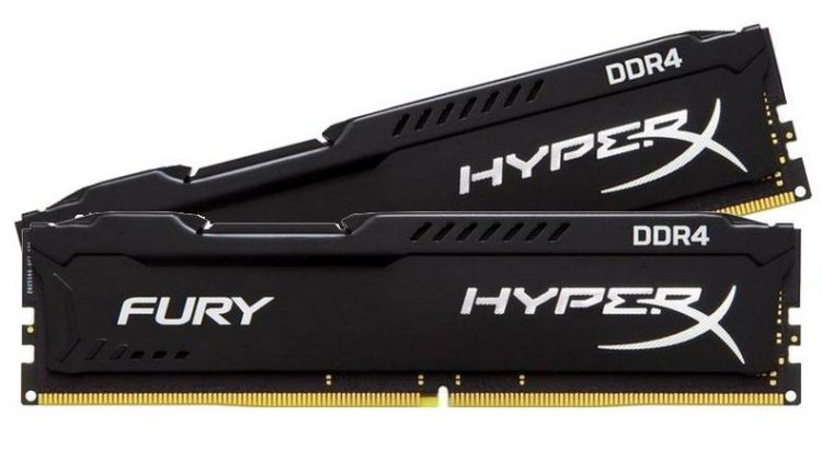 Điểm bán Ram Kingston HyperX Fury 8GB DDR4 2400MHz