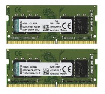 Ram Kingston DDR4 8GB 2133MHz Laptop