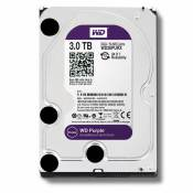 Ổ cứng HDD Western Digital Purple 3TB 64MB Tím