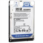 Ổ cứng laptop HDD WD 320Gb/5400
