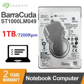 "Ổ Cứng Laptop Seagate Baracuda Pro 1TB 2.5""inch 7200Rpm 128MB Cache ST1000LM049"