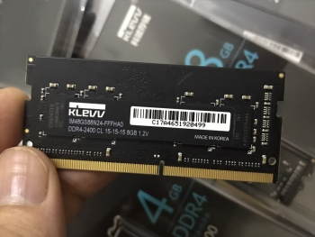 Ram klevv DDR4 8GB bus 2400GHZ 1.2V sodimm for Laptop Macbook