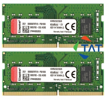 Ram Kingston 8GB DDR4 3200MHz Laptop