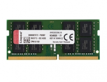 Ram Laptop Kingston 16GB DDR4 3200MHz KVR32S22D8/16