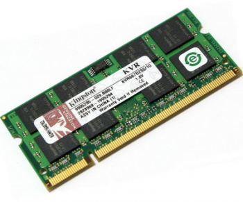 Ram Laptop Kingston 1GB DDR2 Bus 667MHz Sodimm giá siêu rẻ