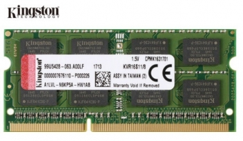 Ram Laptop Kingston DDR3 8GB bus 1600MHz PC3-12800 giá rẻ nhất