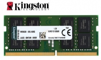 RAM Laptop Kingston 4GB DDR4 Bus 2133MHz 1.2V Soddim PC4-2133 Dùng Cho Macbook Laptop