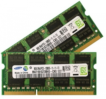 Ram Samsung 8GB DDR3 1600MHz PC3-12800 1.5V Laptop Bóc Máy  Macbook